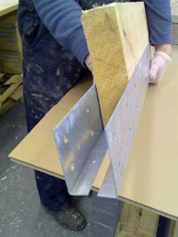 Joist End Repair Plates